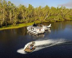 The Ultimate Tour - airboats, helicopters,floatplanes and a billabong Cruise!