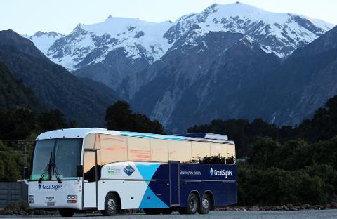 Cruise Milford NZ