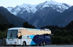 Transport from Queenstown (return) including Boutique Small Boat Cruise
