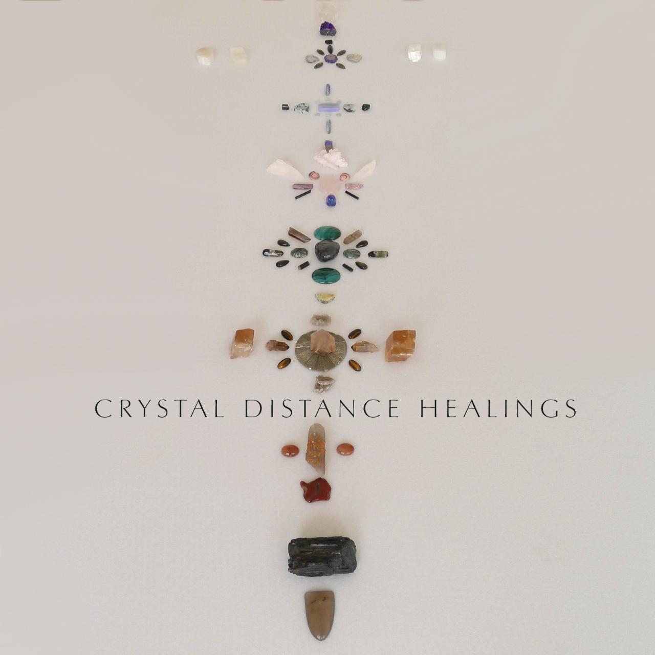 DISTANCE CRYSTAL HEALING APPOINTMENT