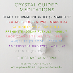 CRYSTAL GUIDED MEDITATION Series 2 - Selenite (Crown)