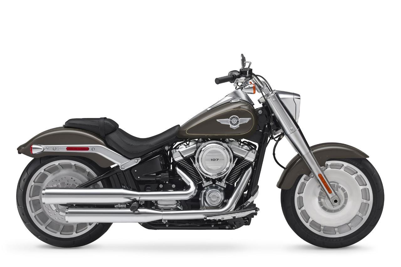 Harley-Davidson® Softail® Fat Boy® (CNS)