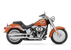 Harley-Davidson® Softail® Fat Boy® (MEL)