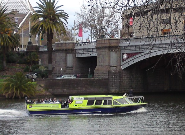 Function Yarra Shuttle 1