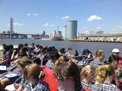 School Group Ferry Transfer one way to Scienceworks (primary or secondary school)