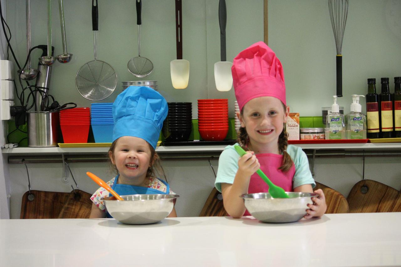 Kids Cooking Class (6-9yrs)
