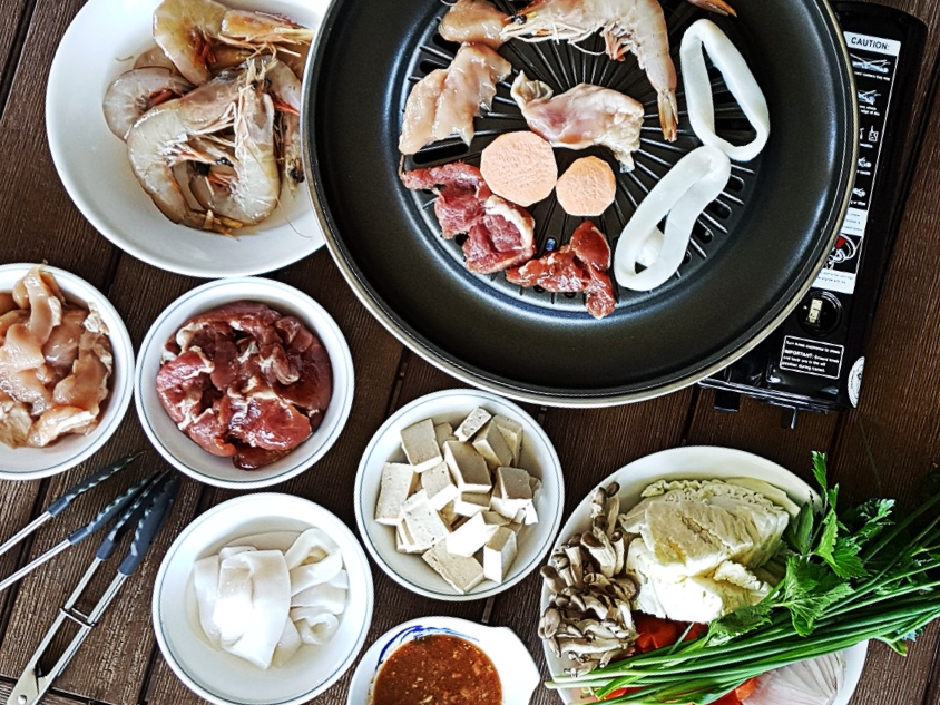 Korean Style BBQ