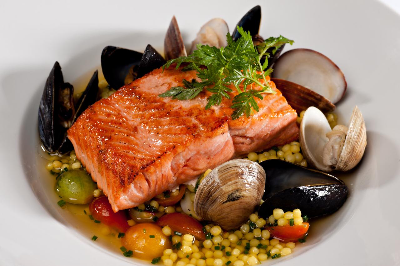Sassy Seafood Perfect Seafood Dishes Sydney Cooking