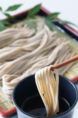 Japanese Soba Noodles & Tempura