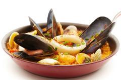 Spanish Paella & Tapas