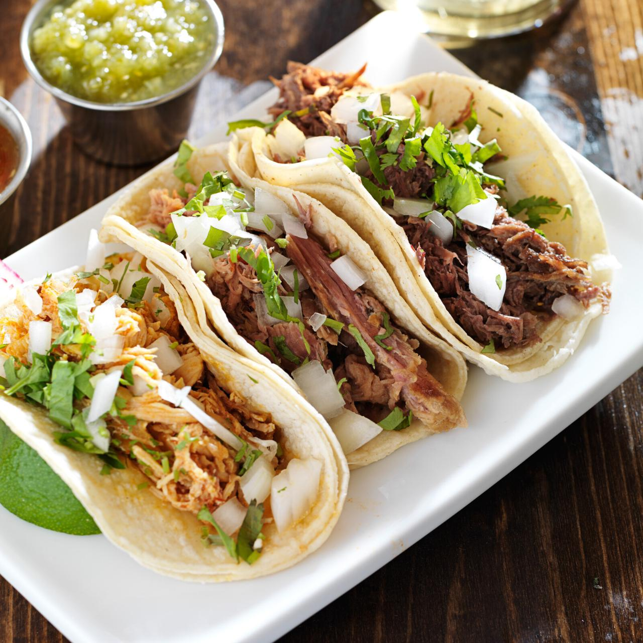 Mexican Street Tacos!