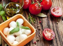 Tastes of Tuscany: Veal Saltimbocca, Eggplant mozzarella stack, Zucchini Focaccia & Tiramisu