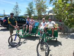 Cycle Rickshaw - with Rider