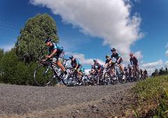 Le Peloton - NZ Cycle Classic (The chasing bunch)