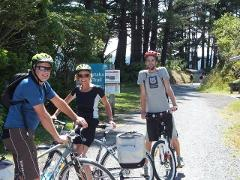 Wellington Shore Excursion -  Rimutaka Rail Trail Summit Club