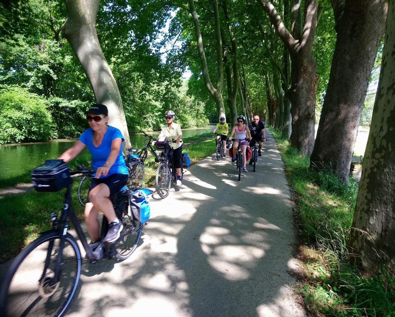 France 2020 - Bordeaux to Toulouse Cycle Tour