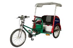 Cycle Rickshaw - Self-ride