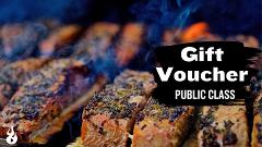 OPEN Gift Voucher - ALL PUBLIC CLASSES