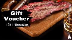 Gift Voucher - 1 ON 1 HOME class