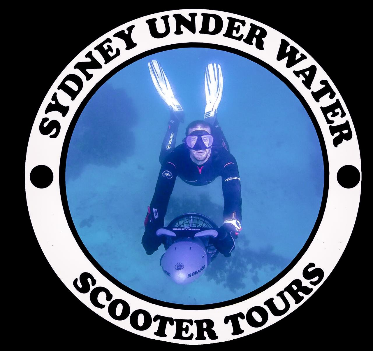 Under Water Scooter Tour 5KM/H