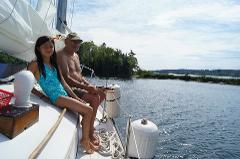 Full day Group sailing charter
