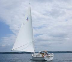 Full day Private sailing charter for up to 6 people