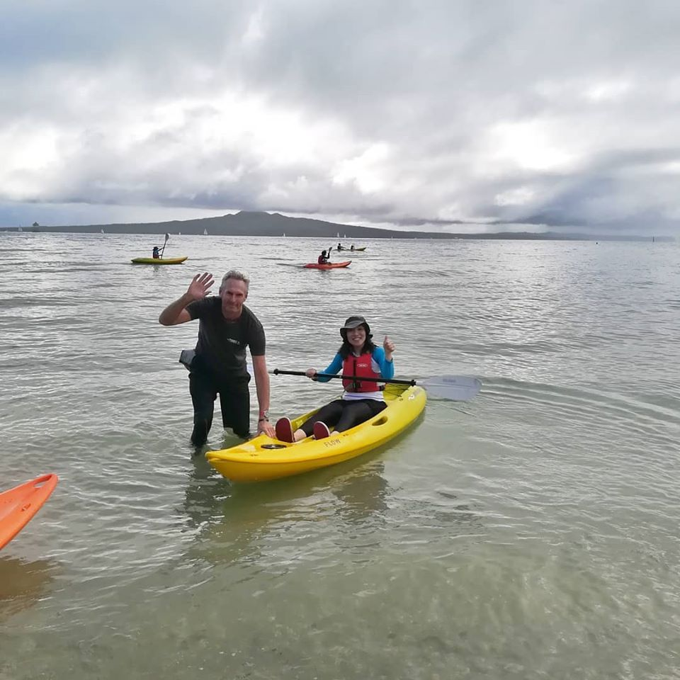 Kayak Private Lesson