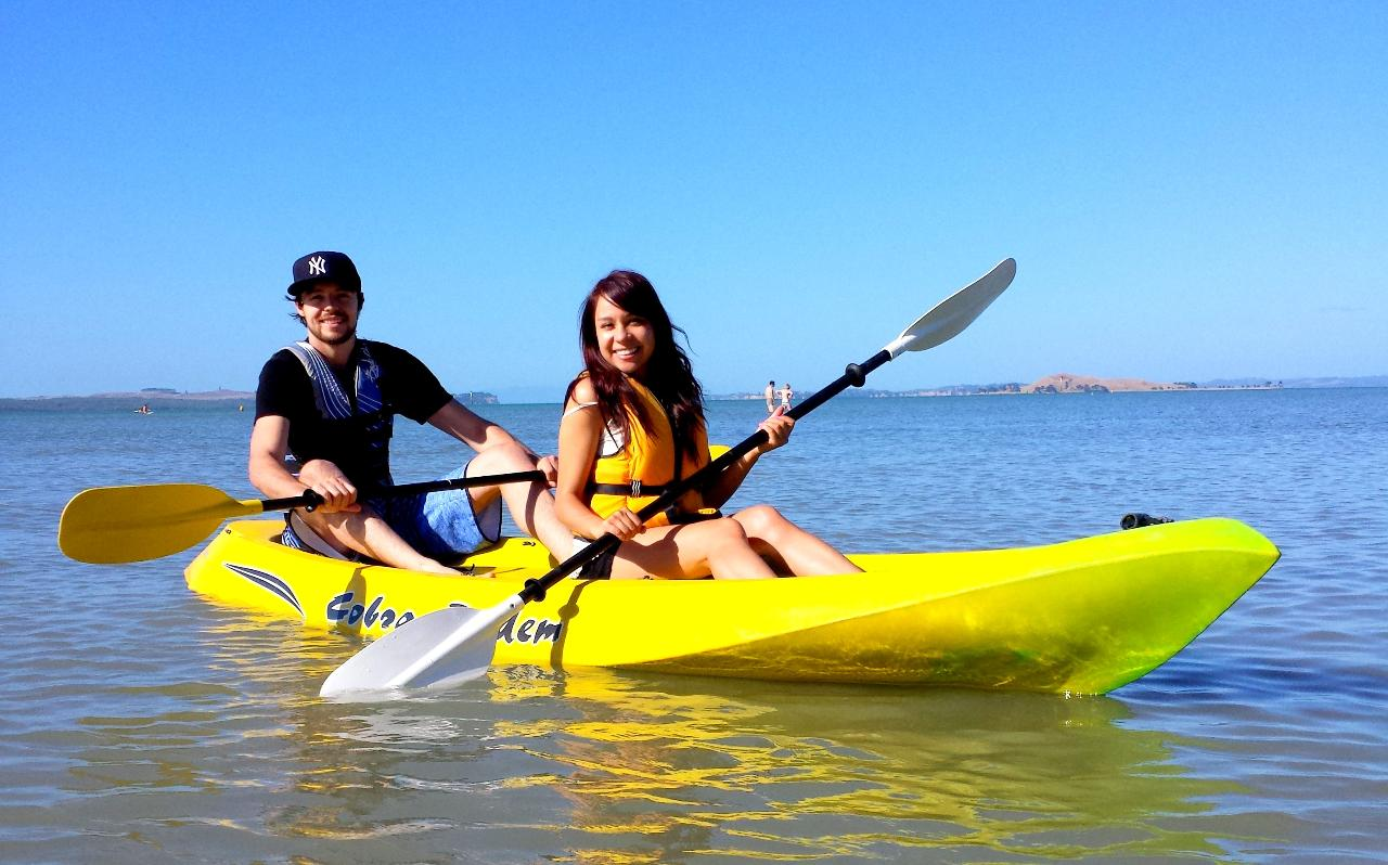 Kayak Rental (Double per hour)