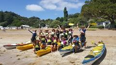 Duke of Ed Intro to Sea Kayaking Course