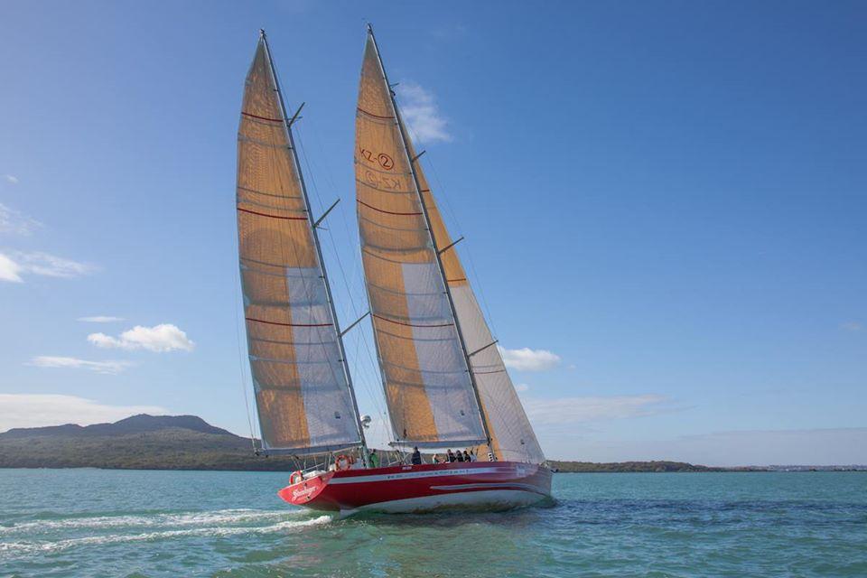 DOE 5 day adventurous journey kayaking / sailing 2021