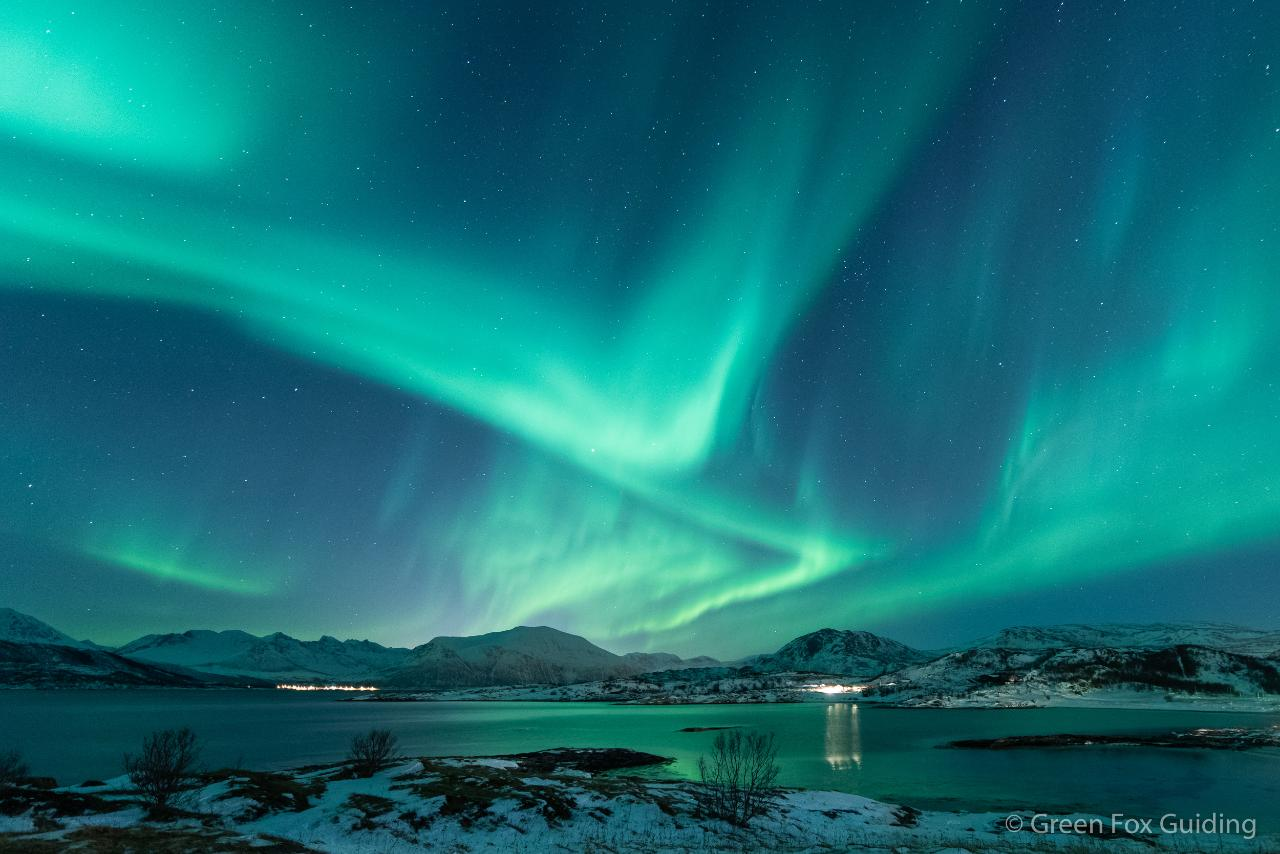 3nights - 2days Aurora Arctic Landscape Photography Workshop
