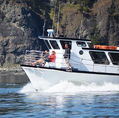 Cascade Bay Cruise