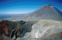 Taupo to Tongariro Alpine Crossing (Return)