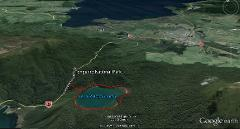Turangi to Rotopounamu Lake