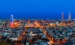 Private Tour: Barcelona Night Tour
