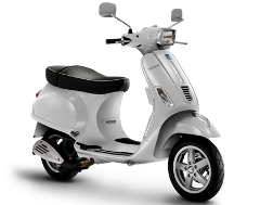 Vespa 50cc Basic Rental