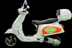 Vespa 125cc -  GPS Experience