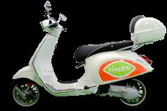 Vespa 50cc Comfort - GPS Experience