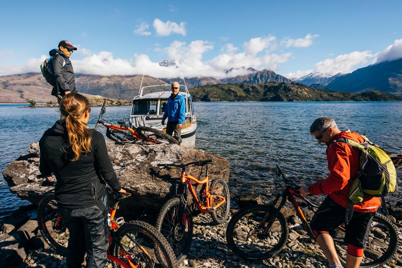 Heli / Bike / Island / Boat COMBO