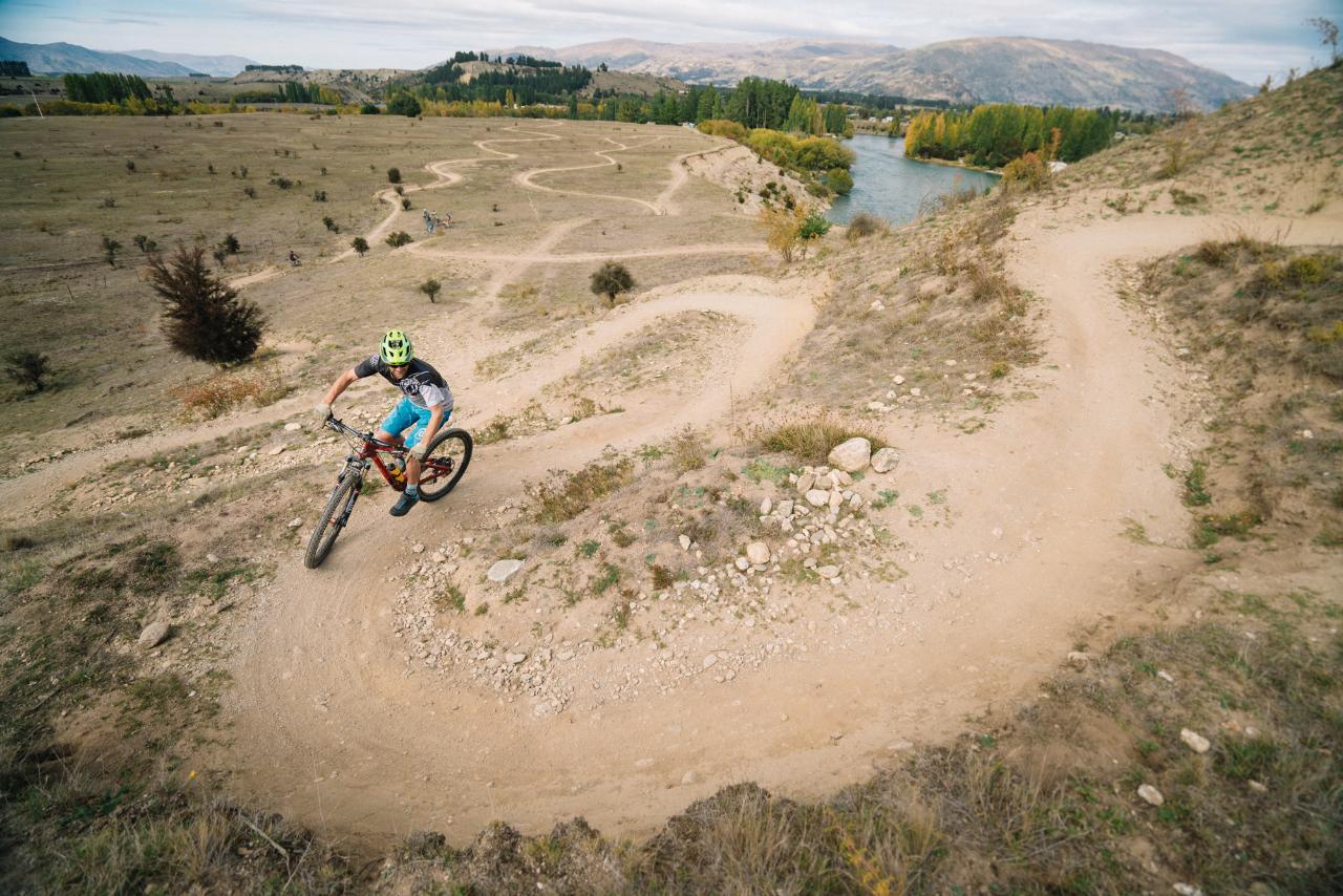 Wanaka E-Bike Single Track