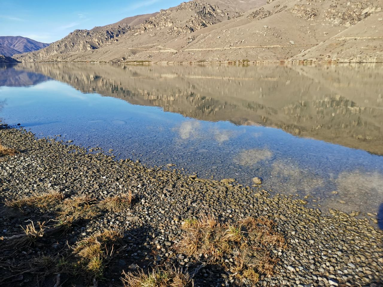 Lake Dunstan Cycleway - standard bike hire and shuttle from Cromwell