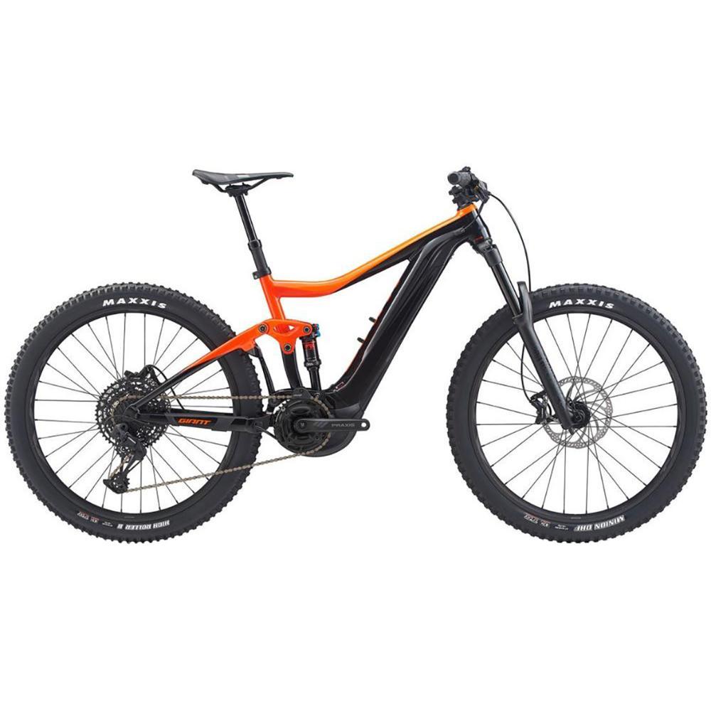 Electric Full Suspension Bike Hire Dropoff/Pickup
