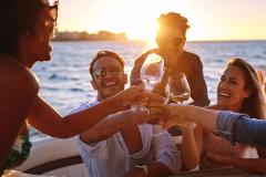 Sunset Harbour Cruise - Private Charter