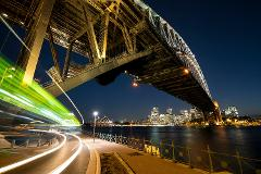 Sydney Photo Tour - Night