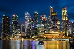 Singapore Photo Tour - Night