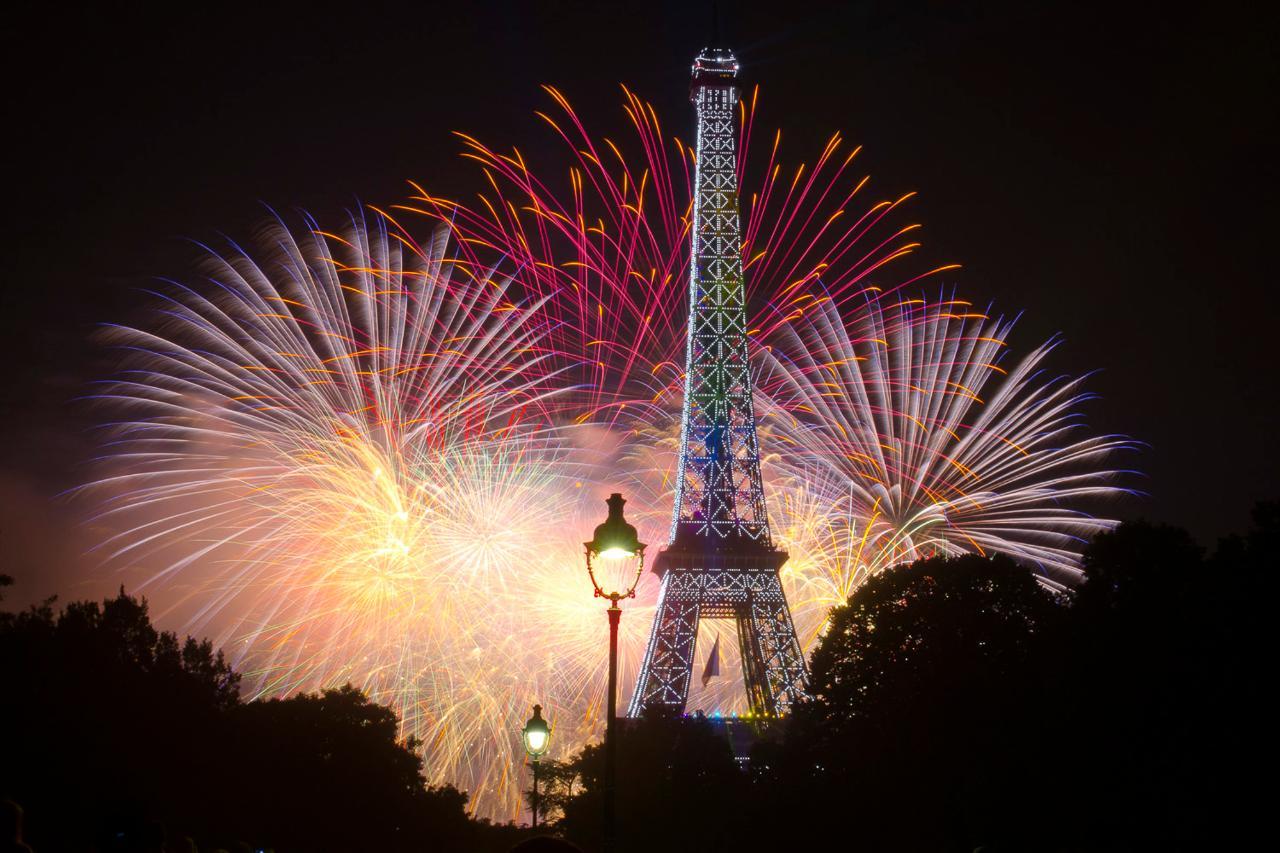 Paris Photo Tours - Night