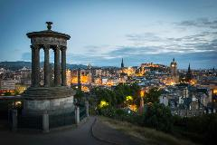 Edinburgh Photo Tour - Night