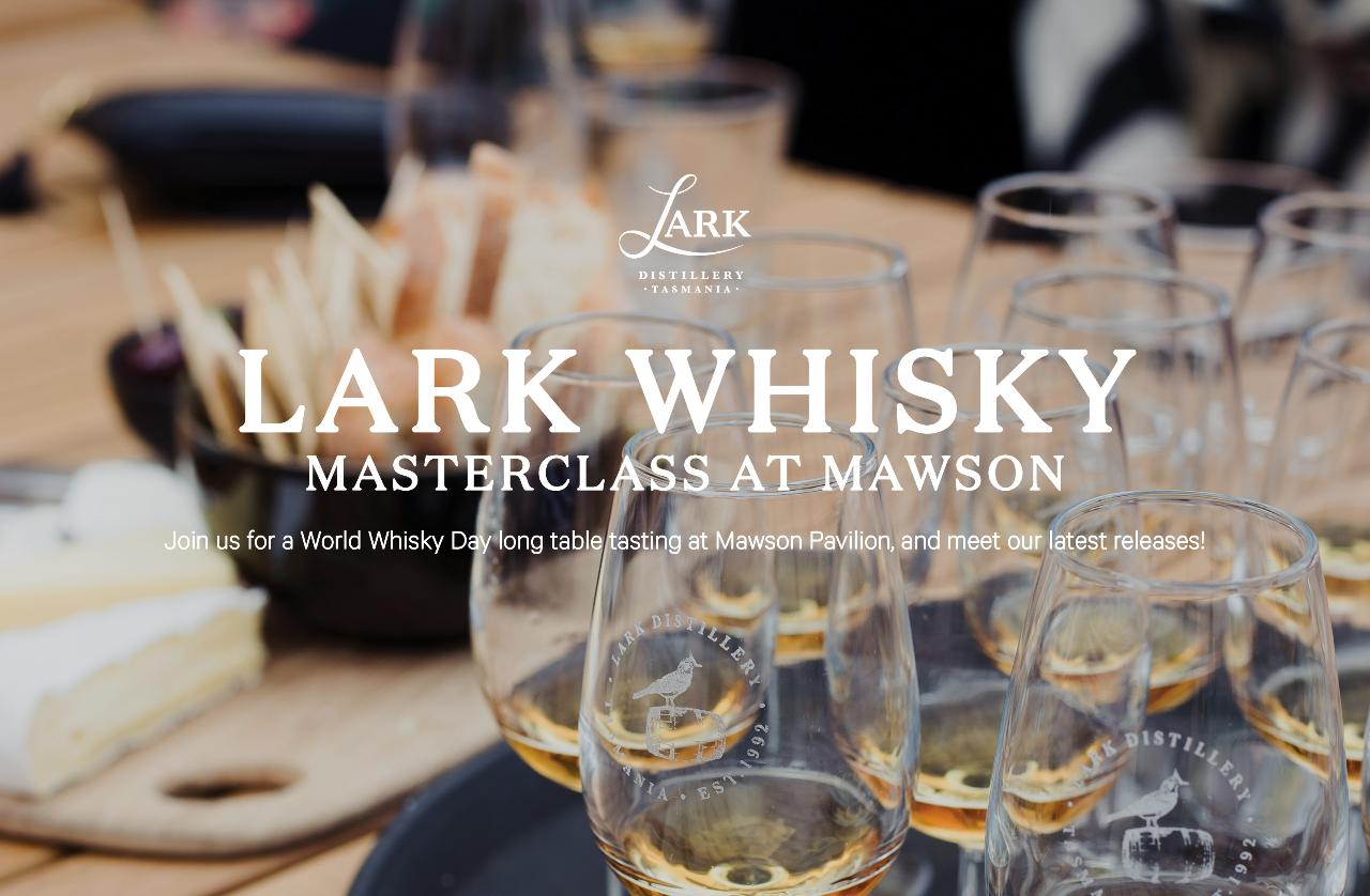 Masterclass at Mawson