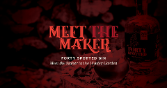 Winter Garden | Meet the Maker: Forty Spotted Gin