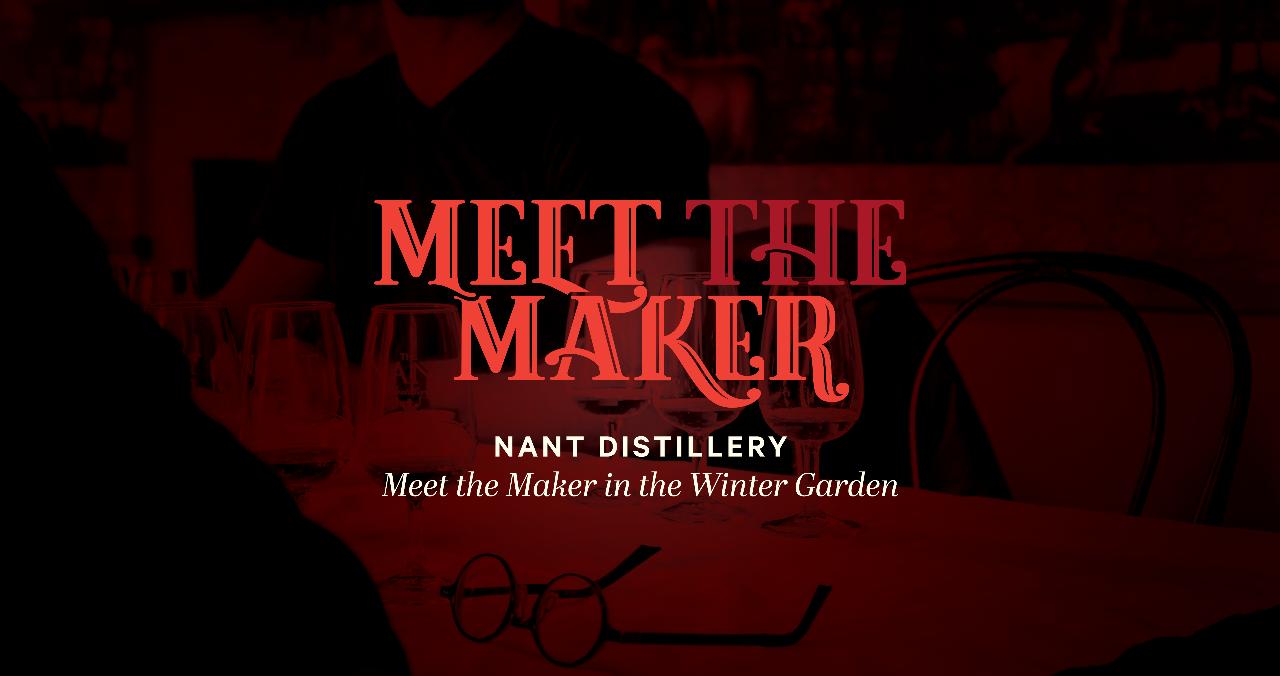 Winter Garden | Meet the Maker: Nant Distillery